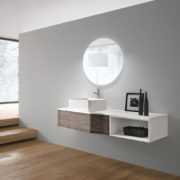 anna composition 10 bathroom furniture set ? chic bathrooms - Geromin Arredo Bagno